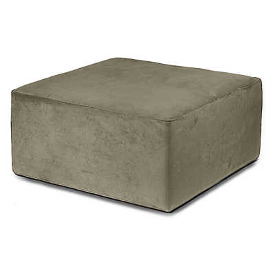Picture of Large Cocktail Ottoman by Younger