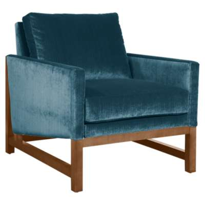 Picture for Time Chair with Upholstered Arms by Younger