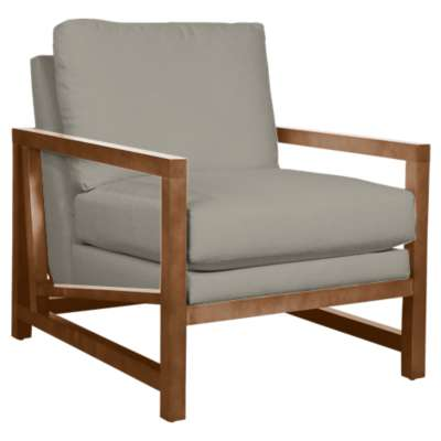 Picture for Time Chair with Wood Arms by Younger