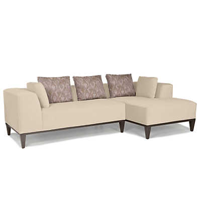 Picture of Velvet Sectional