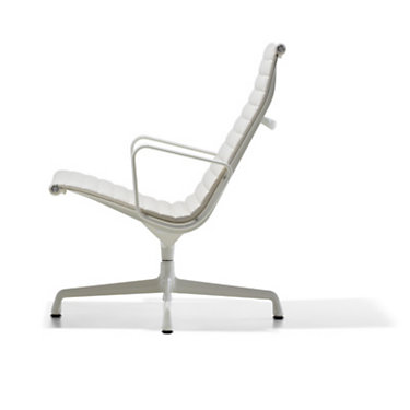 Eames Aluminum Lounge Chair