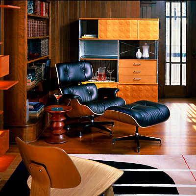 Authentic Eames Lounge Chair