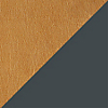 Request Free Camel Leather with Oblivion Legs Swatch for the Jumbo Daybench by Blu Dot