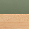 Request Free White Oak / Grey Green Swatch for the Happy Day Shelving 3 Shelf by Blu Dot