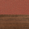 Request Free Toohey Tomato/Walnut Swatch for the Chip Bar Stool by Blu Dot