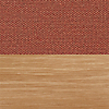 Request Free Toohey Tomato/White Oak Swatch for the Chip Bar Stool by Blu Dot