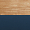 Request Free Navy / White Oak Swatch for the Amos Coat Rack by Blu Dot
