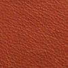 Request Free Terracotta Leather Swatch for the Hecks Ottoman by Blu Dot