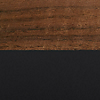 Request Free Black / Walnut Swatch for the Amos Coat Rack by Blu Dot