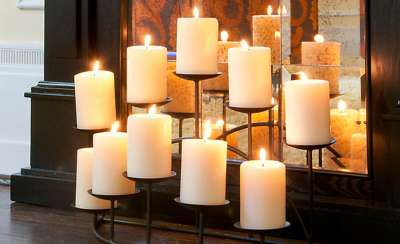 Candle Holders & Candelabras
