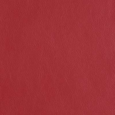 Cranberry Leather for Eames Aluminum Lounge Chair with Headrest by Herman Miller (EA322)