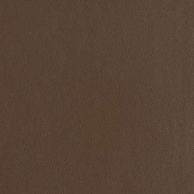Truffle Leather for Eames Aluminum Lounge Chair with Headrest by Herman Miller (EA322)