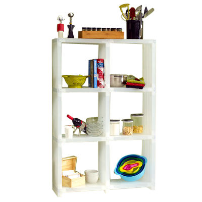 Picture of Original Cubitec Shelving, 1 Kit