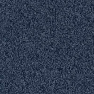Oxford Blue Paloma Leather for Stressless Medium Soft Ottoman by Ekornes (STMEDOTT)