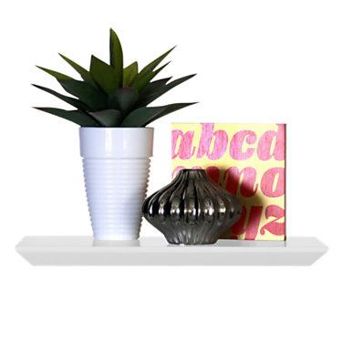 floatshfO36-WHITE: Customized Item of Oliver Floating Shelf by Smart Furniture (floatshfO)