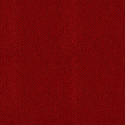Red Boucle for Geiger Tuxedo Museum Bench by Herman Miller (ST3B)