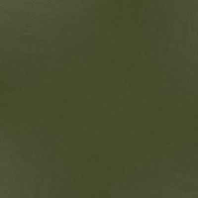 Olive Leather for Geiger Ward Bennett Sled Chair by Herman Miller (SBSU1060)
