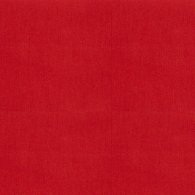Red Moleskin for Geiger Ward Bennett Scissor Chair by Herman Miller (SBSD)