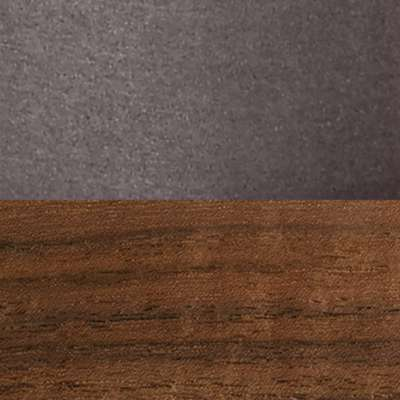 Gunmetal/Walnut for Chip Bar Stool by Blu Dot (CH1BAR)