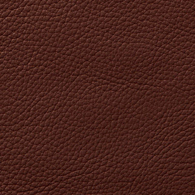 Brown MCL Leather for Nelson Pedestal Stool by Herman Miller (PS16)