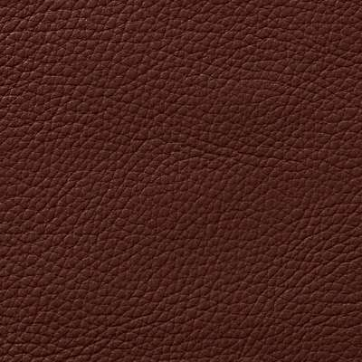 Brown MCL Leather for Eames Ottoman by Herman Miller (ES671)