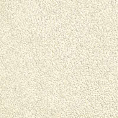 Ivory MCL Leather for Eames Soft Pad Ottoman by Herman Miller (EA423)