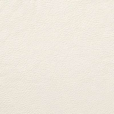 Pearl White MCL Leather for Eames Aluminum Lounge Chair with Headrest by Herman Miller (EA322)