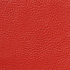 Request Free Red MCL Leather Swatch for the Eames Plywood Lounge Chair by Herman Miller, Upholstered