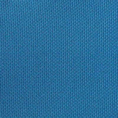Berry Blue for Eames Soft Pad Lounge Chair by Herman Miller, Swivel Base, Fabric (EA416F)