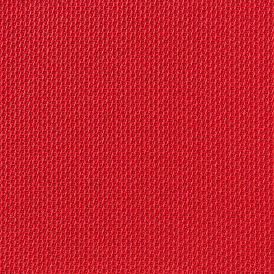 Red for Eames Soft Pad Armless Side Chair, Fabric by Herman Miller (EA406F)