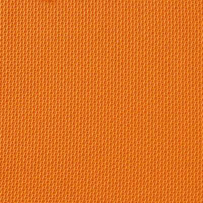 Tangerine for Eames Soft Pad Armless Side Chair, Fabric by Herman Miller (EA406F)