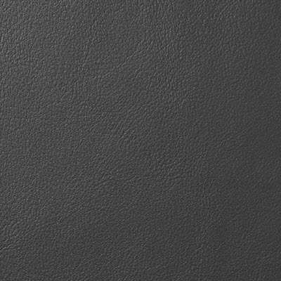 Graphite Leather for Eames Ottoman by Herman Miller (ES671)