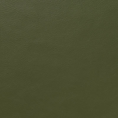 "Olive Leather for 24"" Cushion for Nelson Platform Bench by Herman Miller (PBC24)"