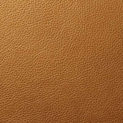 Nutmeg All Grain Leather for Eames Aluminum Lounge Chair with Headrest by Herman Miller (EA322)