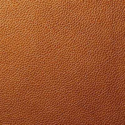 Whiskey All Grain Leather for Eames Aluminum Lounge Chair with Headrest by Herman Miller (EA322)