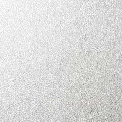 White All Grain Leather for Eames Aluminum Lounge Chair with Headrest by Herman Miller (EA322)
