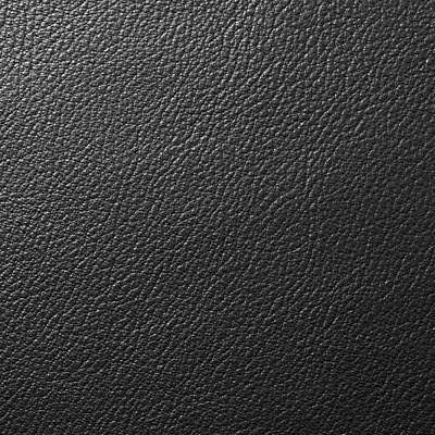 Black Dream Cow Leather for Eames Soft Pad Ottoman by Herman Miller (EA423)