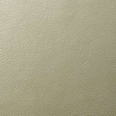 Hurricane Metallic Leather for Eames Soft Pad Ottoman by Herman Miller (EA423)