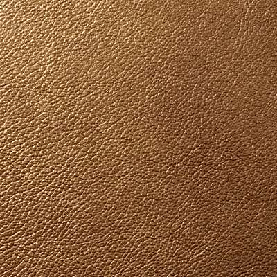 Indian Summer Metallic Leather for Eames Soft Pad Ottoman by Herman Miller (EA423)