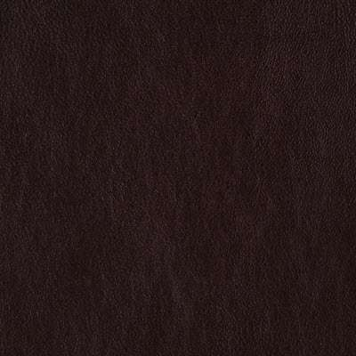 Pitch Brown Metallic Leather for Eames Soft Pad Ottoman by Herman Miller (EA423)