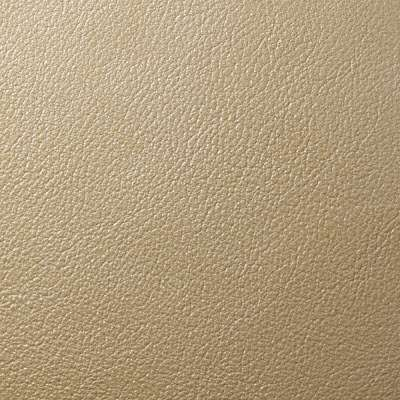 Snowbeam Metallic Leather for Eames Soft Pad Ottoman by Herman Miller (EA423)