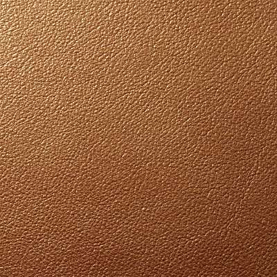 Sunrise Metallic Leather for Eames Aluminum Lounge Chair with Headrest by Herman Miller (EA322)