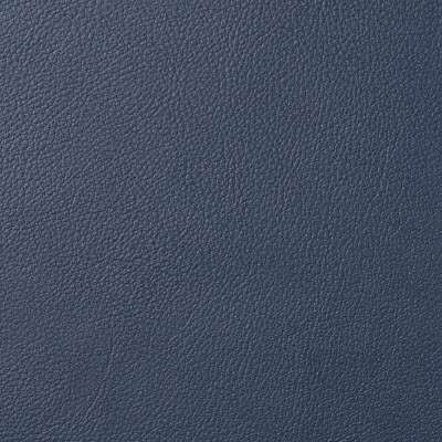 Blue Heron Royal Leather for Eames Soft Pad Ottoman by Herman Miller (EA423)