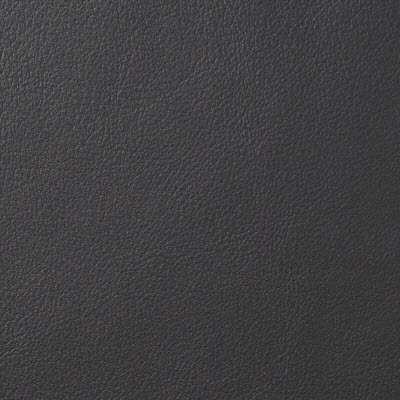 Carbon Royal Leather for Eames Soft Pad Ottoman by Herman Miller (EA423)
