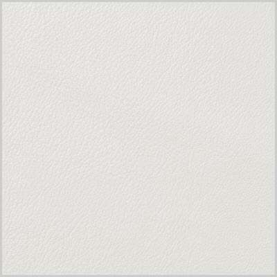 Dead White Royal Leather for Eames Ottoman by Herman Miller (ES671)