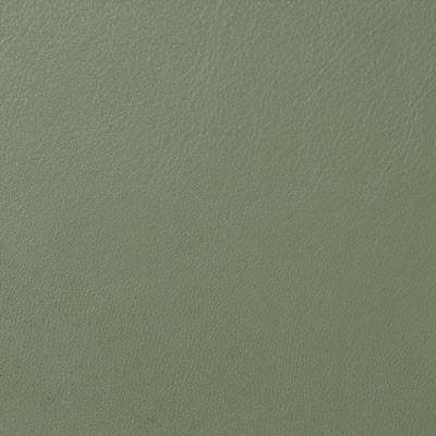 Verde Gris Royal Leather for Eames Ottoman by Herman Miller (ES671)
