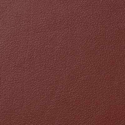 Wagon Red Royal Leather for Eames Soft Pad Ottoman by Herman Miller (EA423)