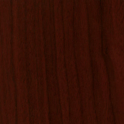 Mahogany Laminate for Voi L-Shaped Desk with Upper Storage by HON (VC7272L1B)