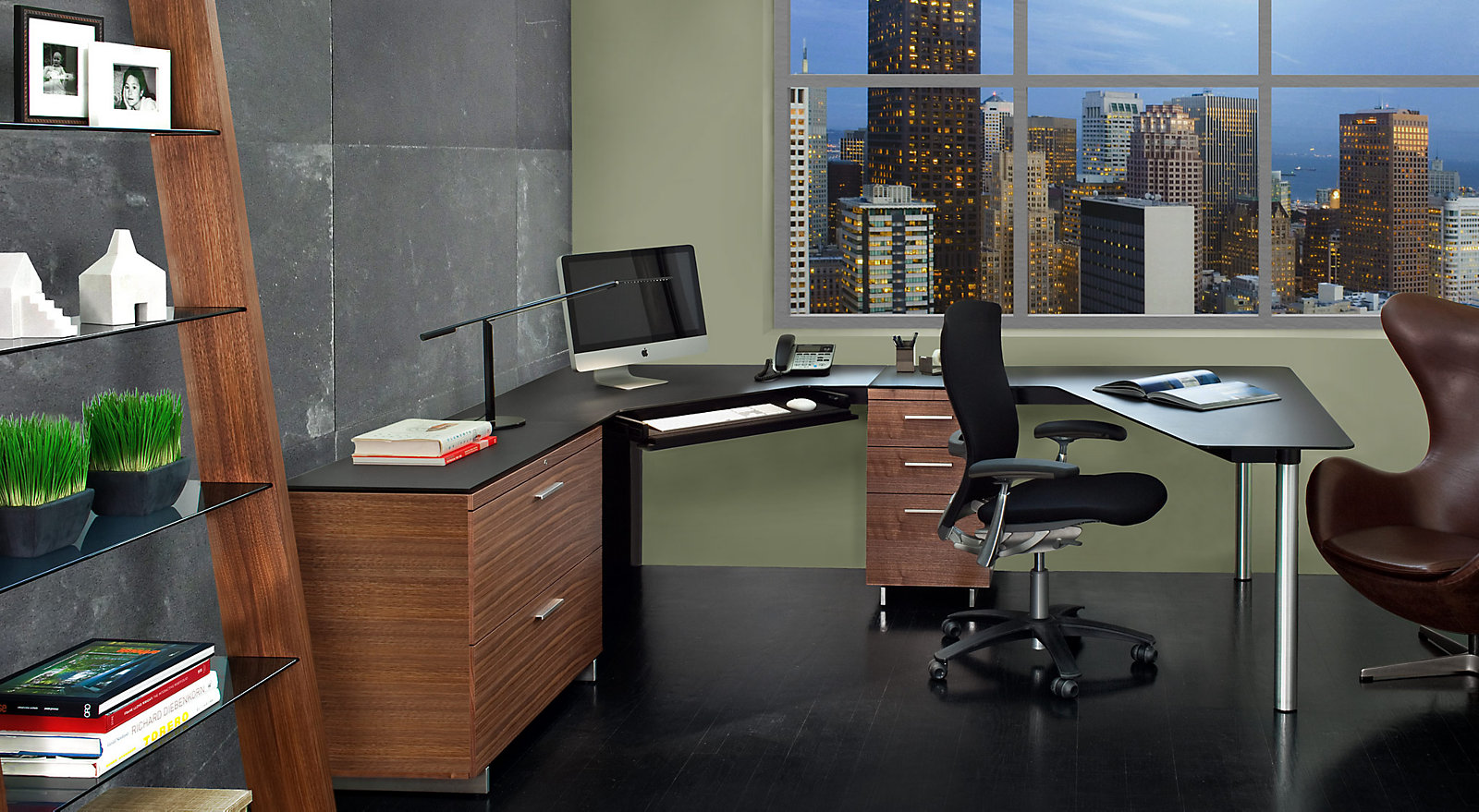efficient and sleek gallery functional office furniture