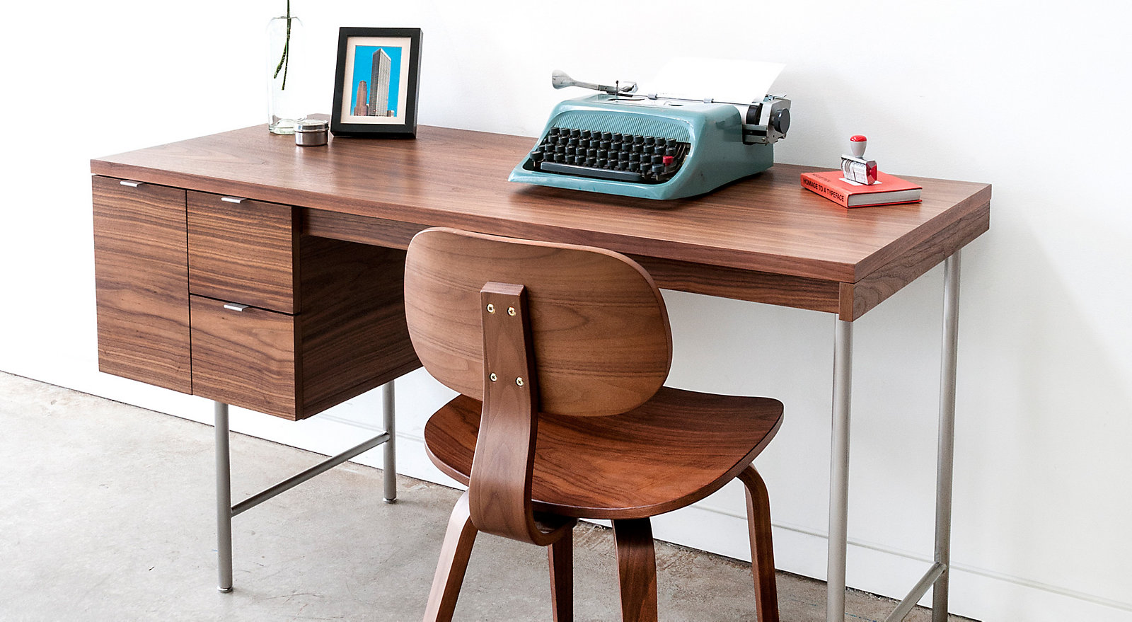 Mid Century Modern Home Office Ideas Home Modern